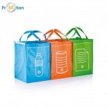 Waste recycling bags 3 pcs