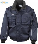Result Work-Guard | R71X - Work jacket with removable sleeves