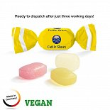 fruit candy with logo print with quick delivery