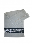 fitness sports towel with logo printing
